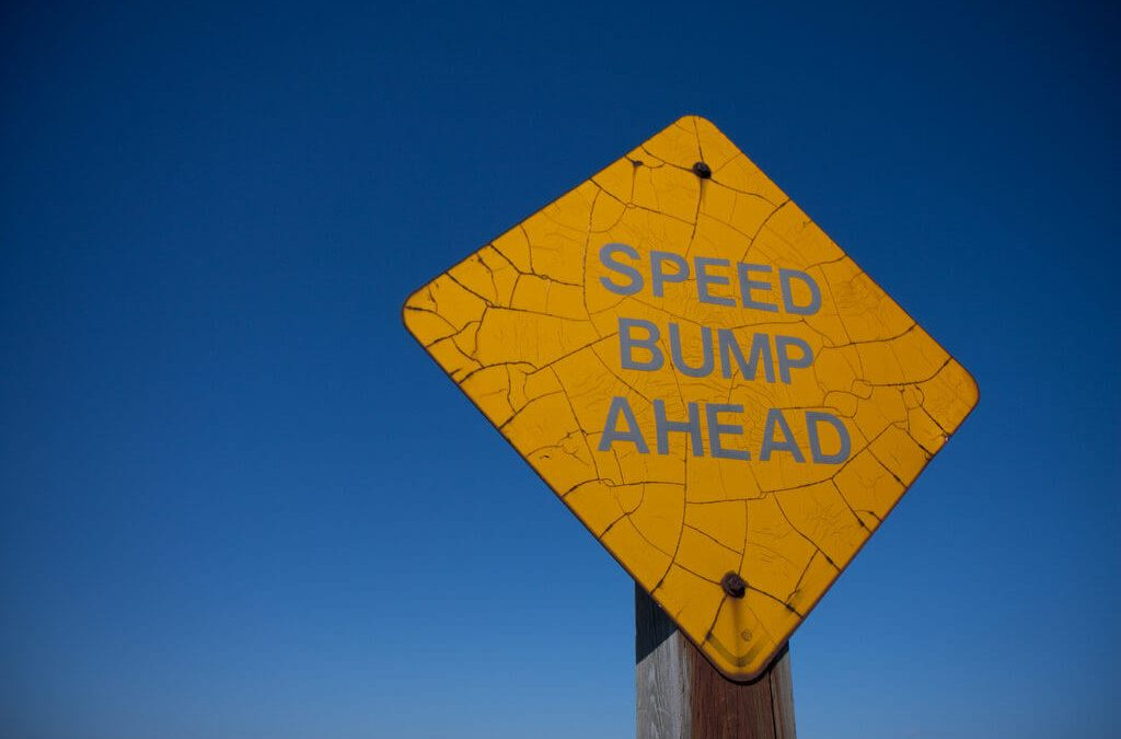 Life's Mental Health Speed Bumps