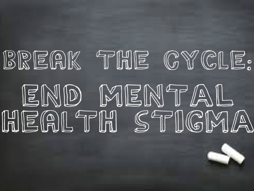 HMHF End Mental Health Stigma
